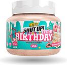 Max Protein Wtf Shut Up It's My Birthday Protein Cream - Crema Tarta De Cumpleaños 250 Gr Sabor Birthday Cake