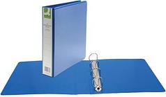 Q-Connect Presentation 40mm 4D Ring Binder A4 Blue KF01331