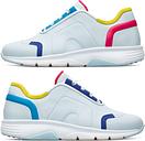 Camper Twins, Sneakers Mujer, Azul/Rosa/Amarillo, Talla 9 (US), K200893-001