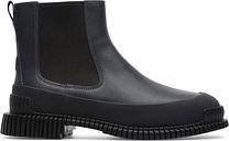 Camper Pix, Ankle boots Women, Grey/Black, Size 6 (US), K400304-006