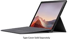 "Microsoft Surface Pro 7 12.3"" 256GB i5 Matte Black Tablet Computer"