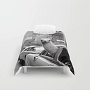 """Llama Riding In Taxi Comforters by J23456091 - Twin XL: 68"""" x 92"""""""
