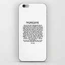 Ending Of The Great Gatsby - Fitzgerald Quote Iphone Skin by Quoteme - iPhone 7