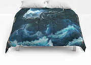 """The Call Of Cthulhu Comforters by Themagicwarrior - King: 104"""" x 88"""""""