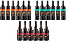 Yellow Tail Wine: Six Bottles of Pinot Noir