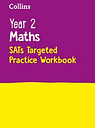 Year 2 Maths KS1 SATs Targeted Practice Workbook by Collins KS1