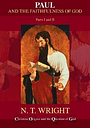 Paul and the Faithfulness of God by NT Wright