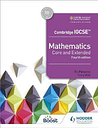 Cambridge IGCSE Mathematics Core and Extended 4th by Ric Pimentel