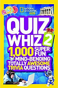 Quiz Whiz 2 by National Geographic Kids
