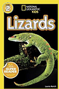 National Geographic Kids Readers: Lizards by Laura Marsh