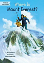 Where Is Mount Everest? by Tomie DePaola