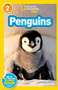 National Geographic Kids Readers: Penguins by Anne Schreiber
