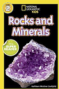 National Geographic Kids Readers: Rocks by Kathleen Weidner Zoehfeld