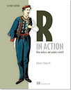 R in Action by Robert Kabacoff