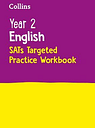 Year 2 English KS1 SATs Targeted Practice Workbook by Collins KS1