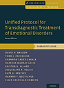 Unified Protocol for Transdiagnostic Treatment of by David H. Barlow