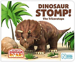 Dinosaur Stomp! The Triceratops by Jeanne Willis