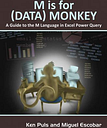 M Is for (Data) Monkey by Ken Puls
