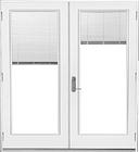 JELD-WEN Outswing Garden Patio Door with Screen