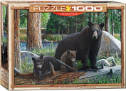 Eurographics New Discoveries 1000 Teile Puzzle Eurographics-6000-0793