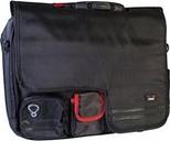 Carat Notebook/Laptoptasche NB-100 Soft, 15-17 Zoll, Schwarz