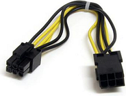 StarTech 8in 6 pin PCI Power Extension Cable