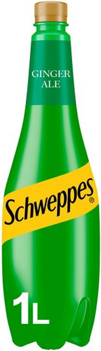 Schweppes Canada Dry Ginger Ale 1Ltr
