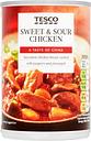 Tesco Sweet & Sour Chicken 400G