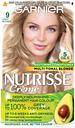Garnier Nutrisse 9 Light Blonde Permanent Hair Dye