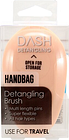 Dash Detangling Printed Handbag Travel Hairbrush
