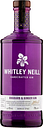 Whitley Neill Rhubarb Ginger Gin 70Cl