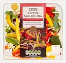 Tesco Pepper Stir Fry Mix 320G