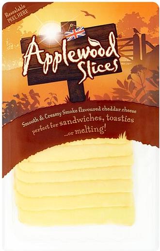 Applewood Slices 160G