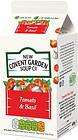 New Covent Garden Plum Tomato & Sweet Basil Soup 600G