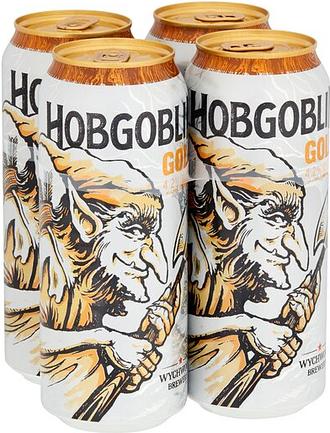 Hobgoblin Gold Can 4X500ml