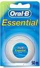 Oral-B Essential Floss Mint Waxed 50M