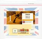 Tesco British Mild Cheddar Cheese 220G