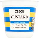 Tesco Ready To Eat Pot Custard 150G