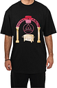 Royal Arch Mason - Arch and Keystone Black T-Shirt