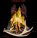 """Church Fire"""" by Janelle W. Anderson"""