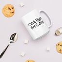Catch Flights Mug