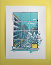 212 / Room With a View (Screen Print from Kati Lacker)