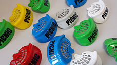 Printed: Picnic 10-pack, assorted colors