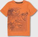 Orange Dinosaur Graphic T-Shirt - Tu Clothing by Sainsbury's