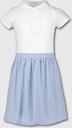 Blue Gingham School T-Shirt Dress - Tu Clothing by Sainsbury's