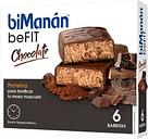 BIMANAN BEFIT PROTEINA BARRITAS CHOCOLATE 6 BARR
