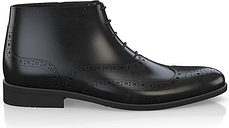 Brogue Ankle Boots für Herren 3885