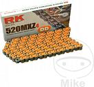 Chain RK 520MXZ4 Sprocket 11 Sprocket 50 Ors Kawasaki 125 KX 1984-1997