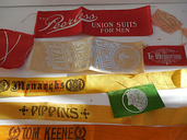 Vintage ribbon collection