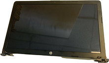 """HP Laptop 15-da0053wm 15.6"""" HD Touchscreen Assembly w/ cable.Hinges"""